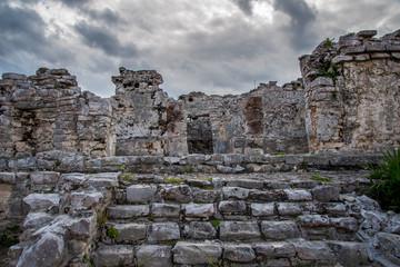 Mayan Ancient Ruins