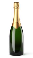 Bouteille de champagne vectorielle 2