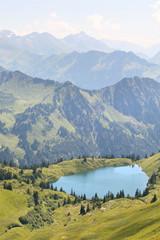 Bergsee Nebelhorn