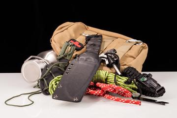 survival adventure gear