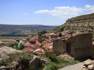 Allepuz. Pueblo de Teruel, en la comunidad autónoma de Aragón, España.