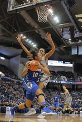 NCAA Womens Basketball: Memphis at Connecticut