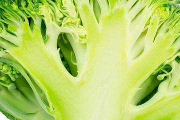 broccoli texture background closeup