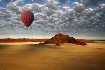 Hot Air Balloon - Sossusvlei - Namibia