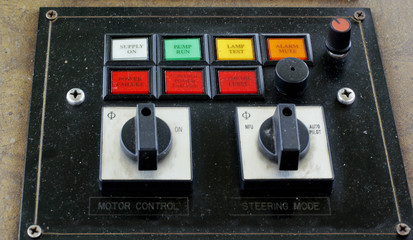 ship's control device