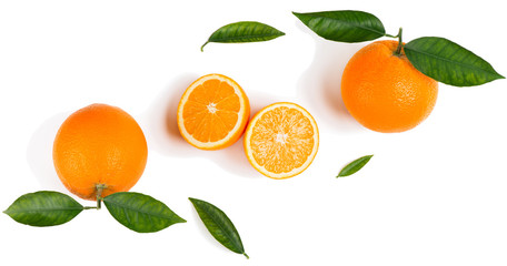 Citrus fruits - oranges.