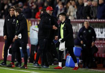 Premier League - Burnley vs Liverpool