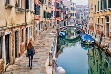 Wenecja, kanał
