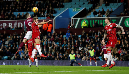 Championship - Aston Villa vs Bristol City