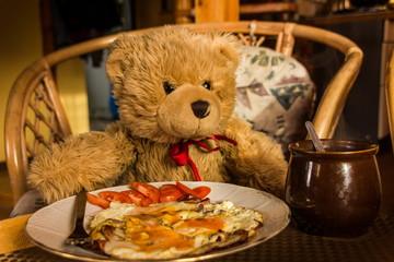 Teddy bear Dranik