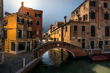 Bridges of Venice. Italy.