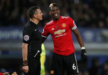 Premier League - Everton vs Manchester United