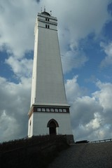 .......Dänemark, Leuchtturm, Strand, Nordsee