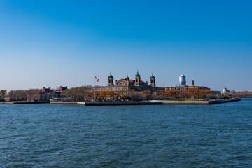ニューヨーク・エリス島