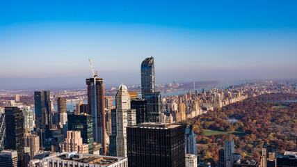 ニューヨーク・マンハッタンのセントラルパーク