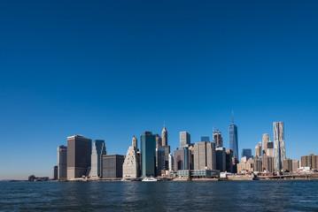 ニューヨーク・マンハッタンの風景 日中