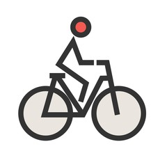 Cycling, cyclist, bicycle