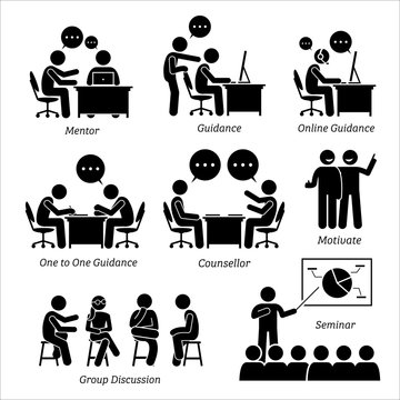Mentor guidance coach for business executive. The company business training are mentoring, personal guidance, online teaching, one to one coaching, counselor, motivation, group discussion and seminar.