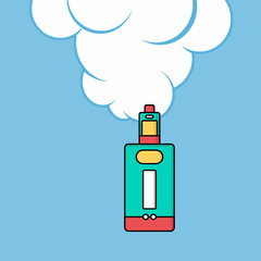 electric cigarette personal vaporizer cloud maker