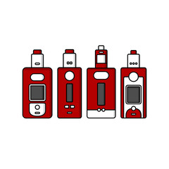electric cigarette personal vaporizer