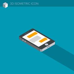 icône téléphone portable