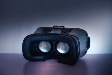 Virtual reality glasses, Future technology equipment concept