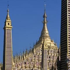 Thambuddhei Paya - Monywa - Myanmar
