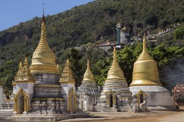 Pindaya Temple - Pindaya - Myanmar