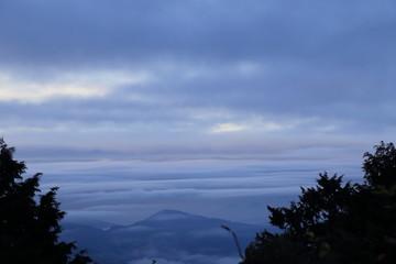 阿里山国家風景区・雲海