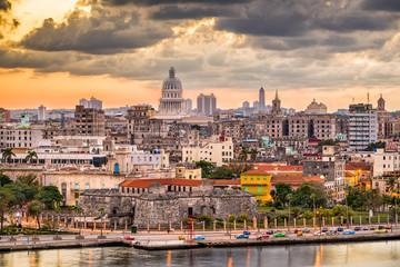 Havana, Cuba Old Town