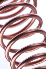 Copper wire industry