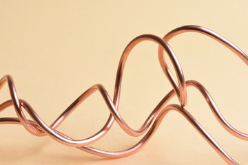 Copper wire, concept of industry development and market of raw materials