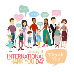 International Thank You Day.