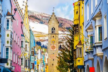 Vipiteno Sterzing winter - Bolzano province - Trentino Alto Adige region - Italy