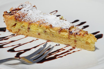 Torta di ricotta ( Cheese  cake )