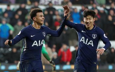 Premier League - Swansea City vs Tottenham Hotspur