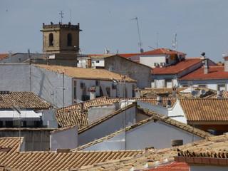 Baeza, pueblo de Jaén  en la Comunidad Autónoma de Andalucía, España. Declarado Patrimonio de la Humanidad por la Unesco
