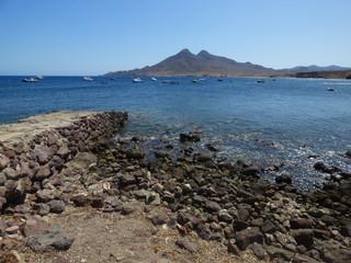 La Isleta del Moro, localidad del Parque Natural Cabo de Gata-Níjar, Provincia de Almería, perteneciente al municipio de Níjar