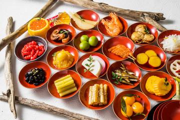 典型的な和食 Japanese food most typical