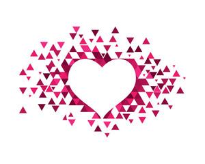 Love Vector icon illustration