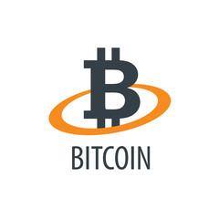 icon vector bitcoin