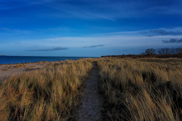 Ostseeküste - Eckernföderbucht - Norddeutschland