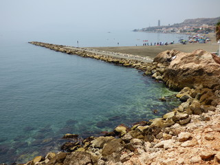 Torre del Mar en Malaga (Andalucia,España) es un municipio de costa situada en Vélez-Málaga,en la comarca de La Axarquía.
