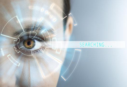 Gesichtserkennung der Zukunft