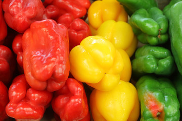 Pepper in the market