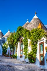 Alberobello With Trulli Houses - Apulia, Italy