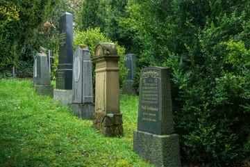 Jüdischer Friedhof in Schluchtern