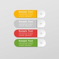 Design button elements