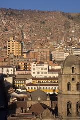 City of La Paz - Bolivia