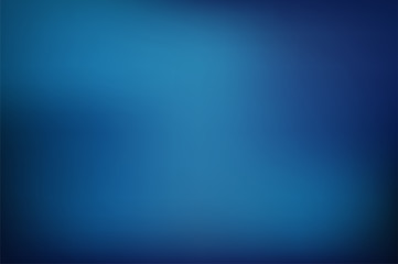 Dark Blue Gradient Vector Background,Simple bluea blend of blue color spaces as contemporary background graphic backdrop